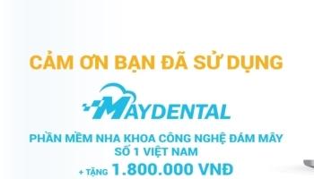 Maydental tham gia hội nghị Nha khoa Quốc tế - VIDEC12